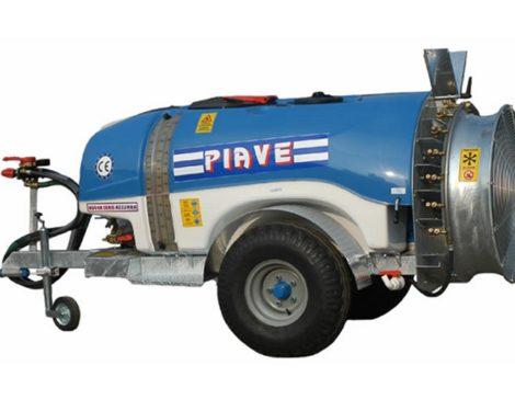 Piave Eurocompact Sprayer - Eurocompact Atomizzatore Nebulizzatore Piave - Darin