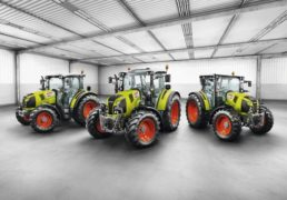 Claas ARION 460-410 model - Darin Srl