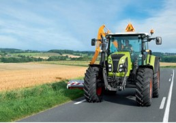 Claas - Tractors for Municipalities and Public Administration