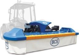 BCS ROTEX Avant NT mowers
