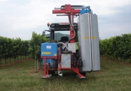 Bertoni Arcobaleno Spraying System - Darin Srl
