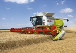Claas LEXION 780-740 Combine harvesters