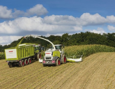 CLAAS Jaguar 980-930 Forage Harvesters - Darin Srl