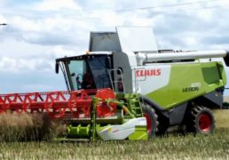Claas LEXION 670-620 Combine Harvester