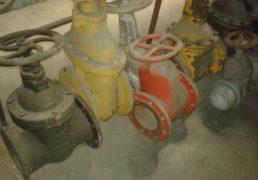 Saracinesche condotte irrigazione varie misure 3^-4^ -5^-6^ pollic