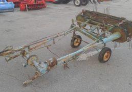Ranghinatore a nastro cm 150 da applicare anche su motofalce BCS 622-3