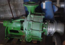 Pompa orizzontale ROVATTI plurigirante ad alta pressione-2