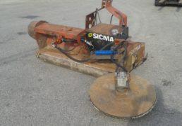 Trincia SICMA Emiglianico cm 155-4