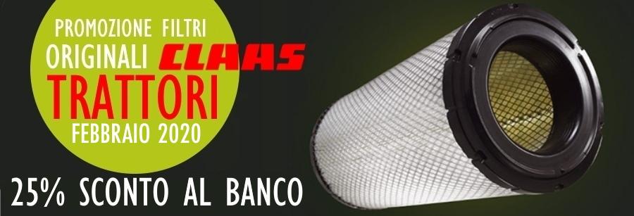 Ricambi Originali Claas Trattori